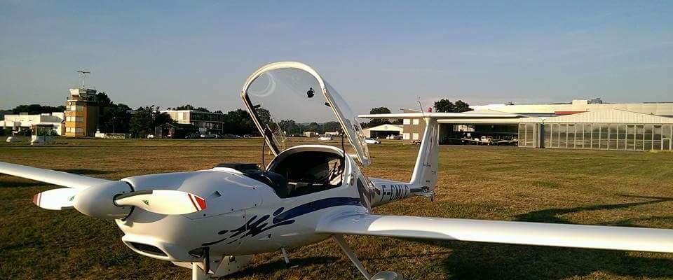 Superdimona on Airfield #aircraft